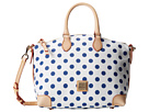Dooney & Bourke Polka Dot Satchel