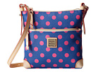 Dooney & Bourke Polka Dot Letter Carrier