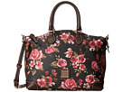 Dooney & Bourke Cabbage Rose Satchel
