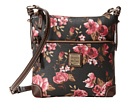 Dooney & Bourke Cabbage Rose Letter Carrier
