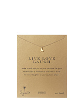 Dogeared - Live Love Laugh Heart Reminder