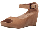 Johnston & Murphy - Tricia Ankle Strap (camel Glove Suede)