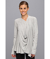 Beyond Yoga - Button Drape Front