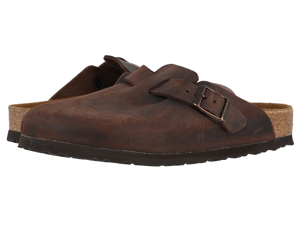 Birkenstock - Boston Soft Footbed