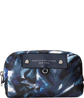 Marc by Marc Jacobs - Pretty Nylon Painterly Blue Print Madlen Pouch