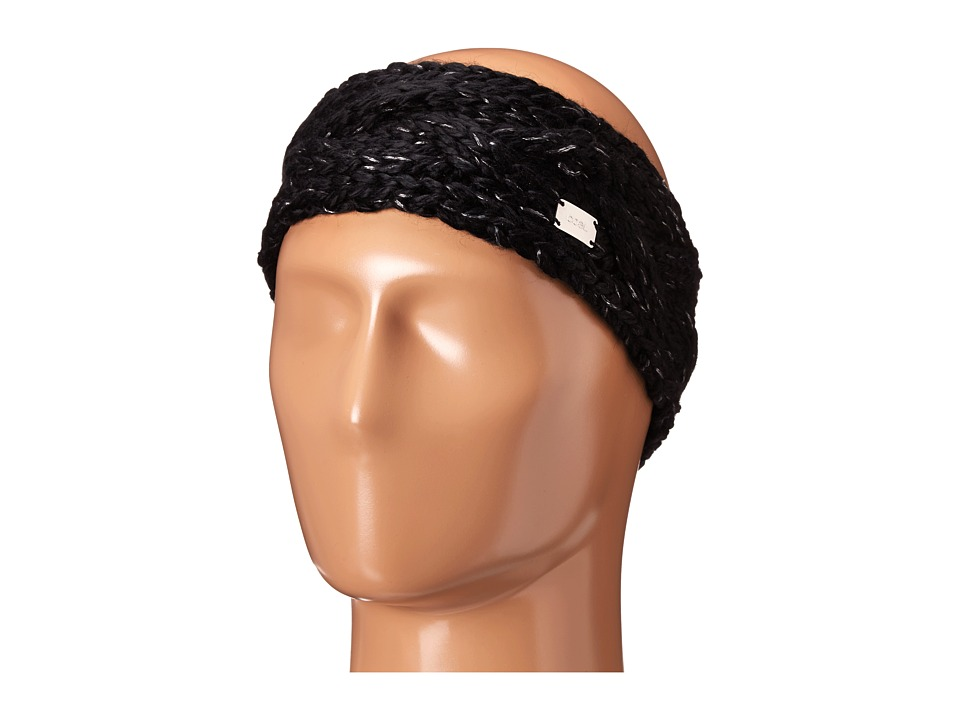 Coal - The Greer Headband (Black 1) Headband