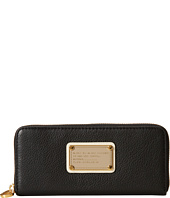 Marc by Marc Jacobs - Classic Q Colorblocked Slim Zip Around