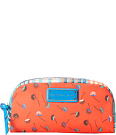 Marc by Marc Jacobs - Coated Canvas Achira Landscape Cosmetic Pouch