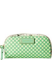 Marc by Marc Jacobs - Coated Canvas Doodle Dots Landscape Cosmetic Pouch
