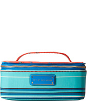 Marc by Marc Jacobs - Coated Canvas Stripe Large Travel Cosmetic