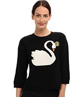RED VALENTINO - Swan Sweater