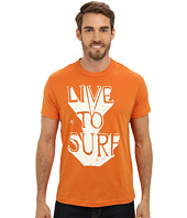 Tailgate Clothing Co. - Live to Surf Tee