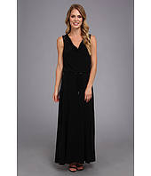 Calvin Klein - Maxi Dress w/ PU Trim