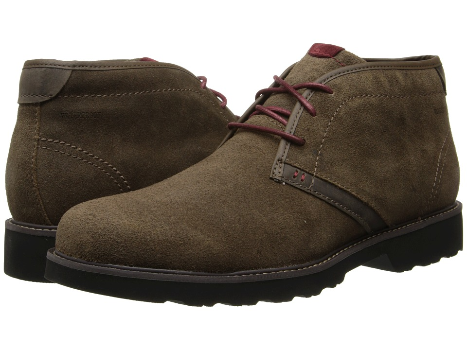 Dunham - REVdash (Taupe) Men