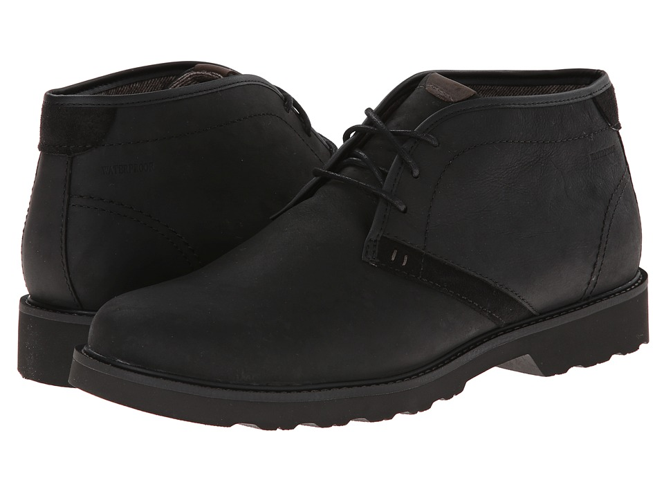Dunham - REVdash (Black) Men