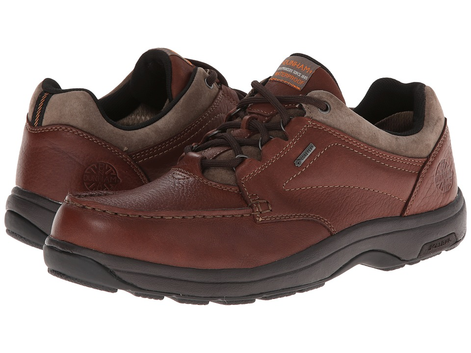 Dunham Exeter Low Gore-Tex(r) Waterproof (Brown) Men