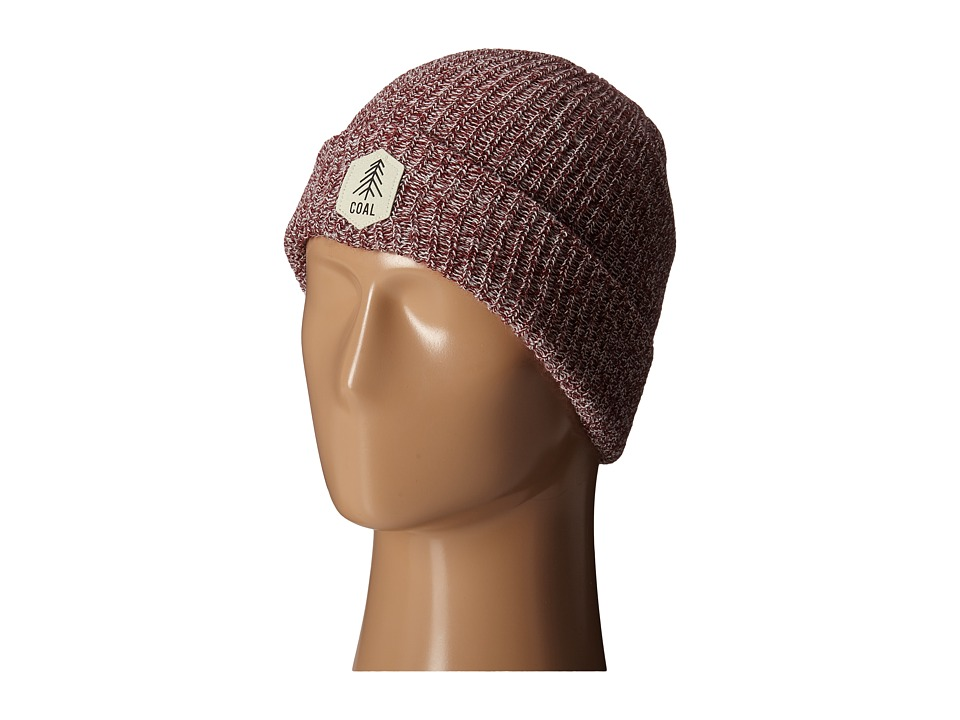 Coal The Scout Burgundy 1 Beanies