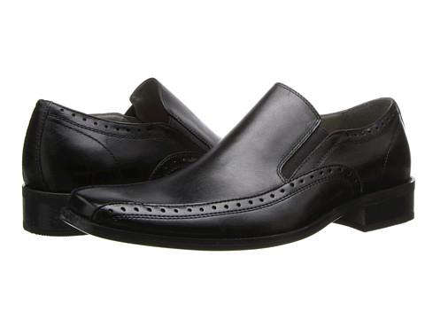 Steve Madden Mens Kaptive Leather Loafers
