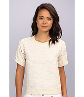 Rebecca Taylor - S/S Sparkle Jacquard Sweatshirt