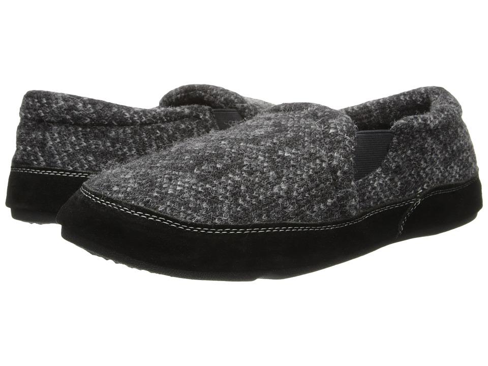 Acorn Fave Gore (Charcoal Tweed) Men