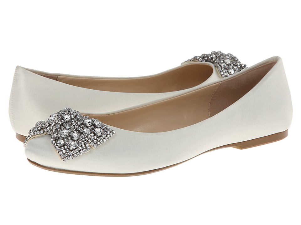 Blue by Betsey Johnson - Ever (Ivory Satin) Women