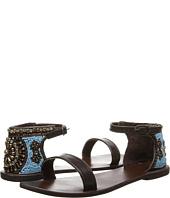 Roper - Hand Beaded Sandal