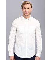 Elie Tahari  Steve Shirt - Cotton Poplin  image