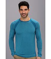 Elie Tahari  Max Sweater - Magic Wash Merino Silk - Crew Neck  image