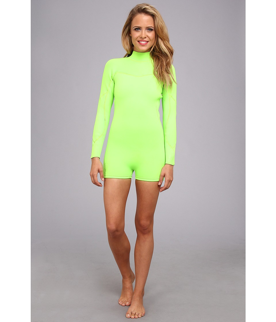 Body Glove - Smoothies L/A Spring Suit (Margarita) Womens Wetsuits One Piece