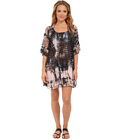 Steve Madden - Tie Dye Pleatted Tunic