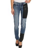 McQ - Hybrid Low Waist Skinny Jeans