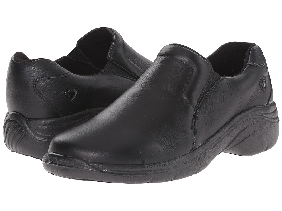 Nurse Mates - Dove (Black) Womens  Shoes