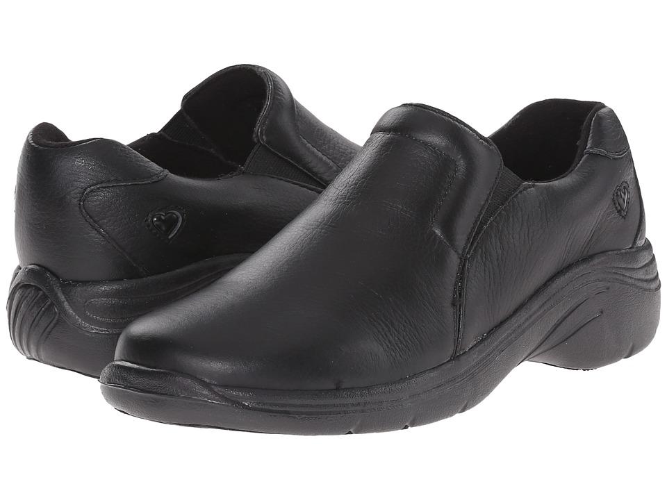 Nurse Mates Dove Black Womens Shoes