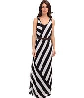 MICHAEL Michael Kors - Ocean Stripe Racerback Maxi Dress