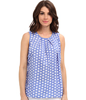 MICHAEL Michael Kors - Polka Dot Pleat Top