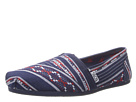 BOBS from SKECHERS - Bobs Plush - Lil Inca (Navy) - Footwear