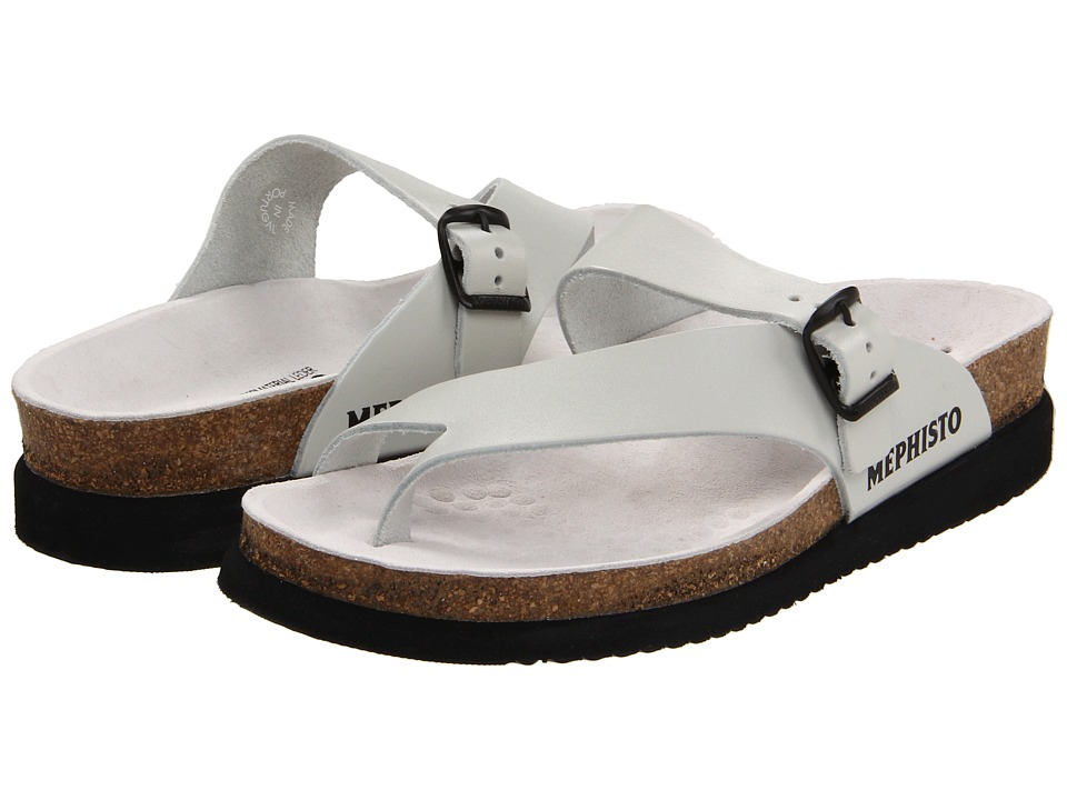 Mephisto Helen (Off White Leather) Sandals