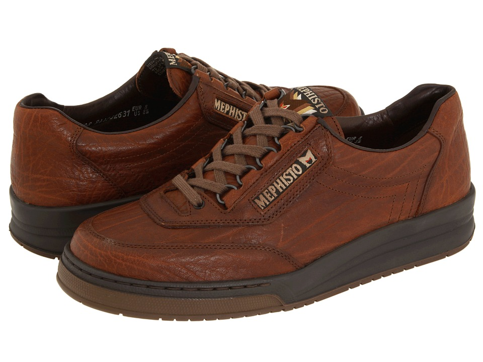 Mephisto - Match (Tan Full Grain Leather) Men