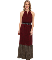MICHAEL Michael Kors - Meadow Maxi Chain Dress