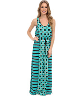 MICHAEL Michael Kors - Soho Square S/L Maxi Dress