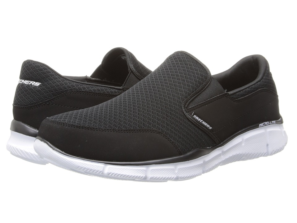 SKECHERS Equalizer Persistent (Black/White) Men