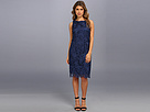 rsvp - Lissa Dress (Navy)