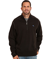 Tommy Bahama Big & Tall - Big & Tall Antigua Half Zip Sweatshirt