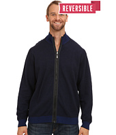 Tommy Bahama Big & Tall - Big & Tall Into Overdrive Reversible Full Zip Jacket