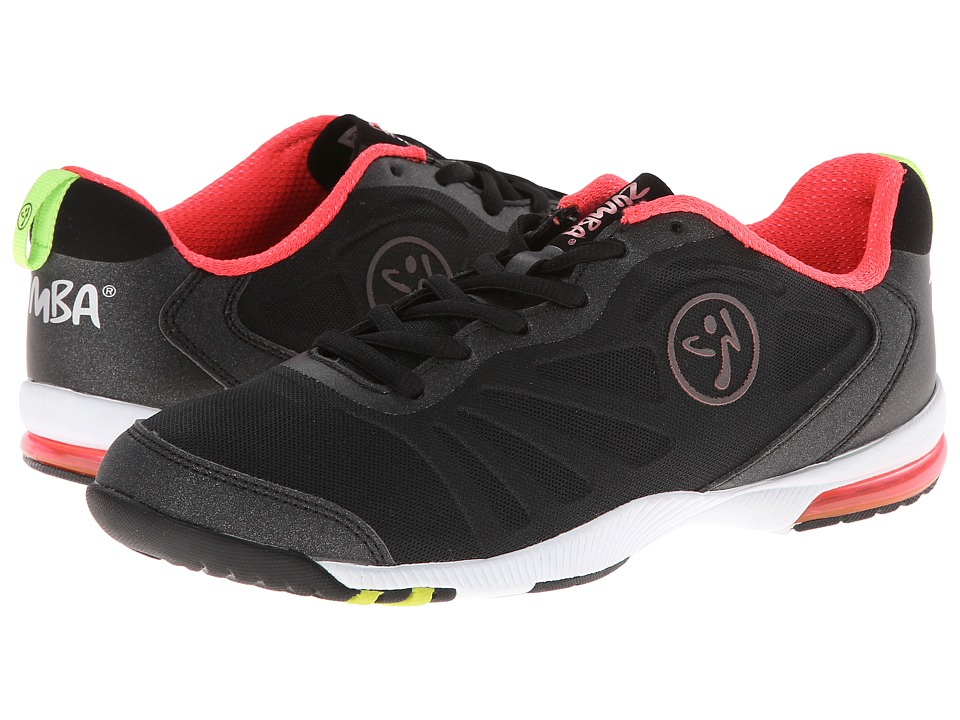 Zumba Zumba Impact Pulse (Black/Neopulse) Women's Shoes