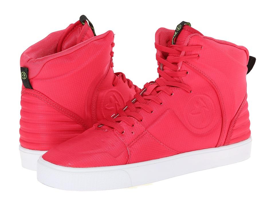 Zumba Zumba Street Classic Raspberry Womens Shoes