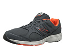 New Balance M550v1 Grey, Orange Shoes