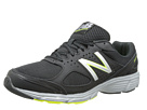 New Balance M550v1 Black, Silver Shoes