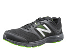 New Balance M850v1 Black, Green Shoes