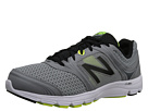 New Balance M850v1 Silver, Yellow Shoes